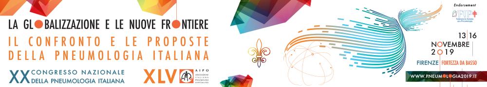 Congresso Nazionale della Pneumologia Italiana – XLV AIPO